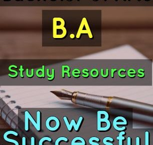 BA Study Resources