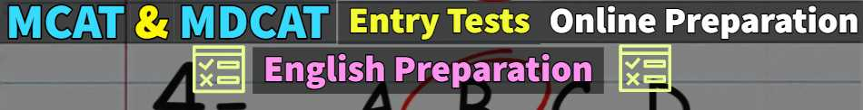 MCAT-and-MDCAT-Test-Preparation-English Tests-cover
